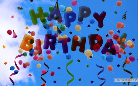 Happy Birthday!!!! 😃