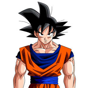 Dragon Ball Z-Goku