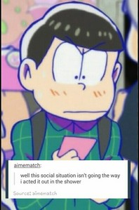 for me, Osomatsu- San looks like it has an american style. Like, at first I thought it was a american cartoon until I saw the name and actually looked it up. .....DON'T MIND ME ^^~ I was weird..