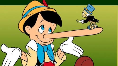 The ডিজনি Pinocchio one