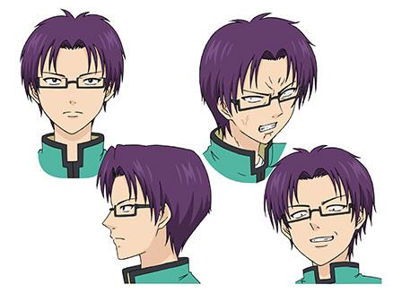 (September 2nd) Aren Kuboyasu - The Disastrous Life of Saiki K