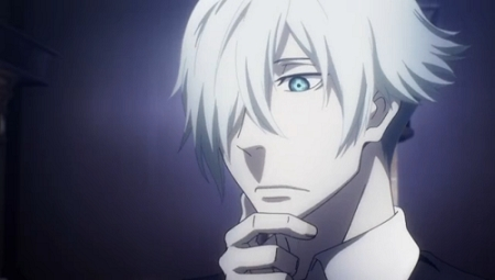 Decim from Death Parade. <3