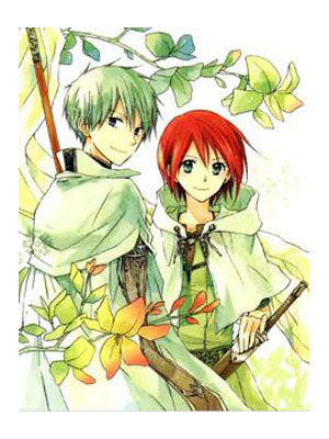 Akagami no Shirayukihime. Shirayuki has a very strong will, and won't let anyone get in her way. Plus she's beautiful, caring, kind, and loyal! I love her. Zen is handsome, also with a very strong will, and he does confess to Shirayuki first, so that's another checkbox off the list. Hope you'll read! ~♥