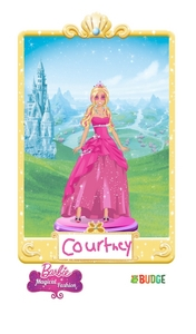 Barbie magical fashion creation