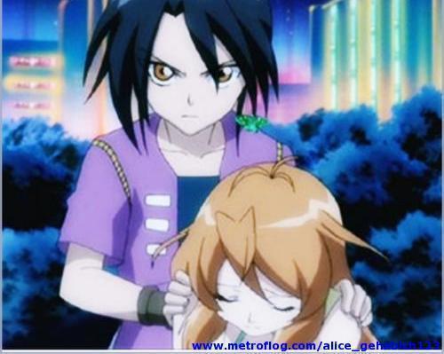 I upendo much Shun and Alice <3