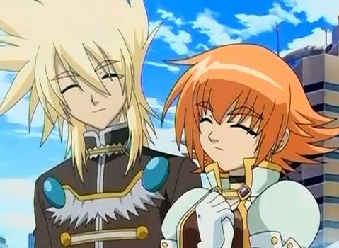Keith and Mira