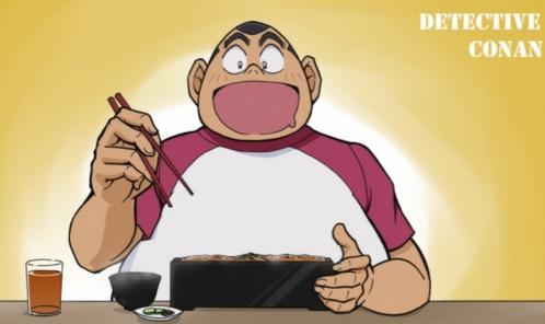 Genta Kojima from Detective Conan!