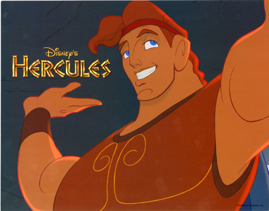 Hercules would make for a FANTASTIC Broadway musical.