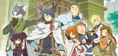 its the best anime ever ~LOG HORIZON~