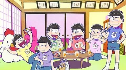 Show: Osomatsu San Little Witch Academia Ouran Highschool Host Club hetalia Pokemon Yokai Watch Movie: Galaxy Of Oz (It's not popular AT ALL... No fan art o anything. Not even a few pictures when tu click pictures. So weird... But still, I like it.)