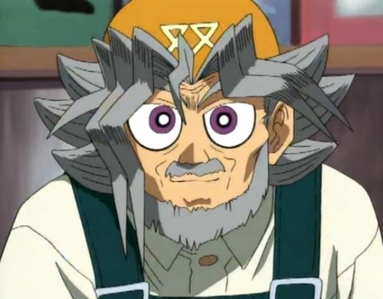 There aren't really many characters I know who actually share my birthday the only one I know right now is Sugoroku Mutou (Yugi's Grandfather) shares my birthday October 4th.