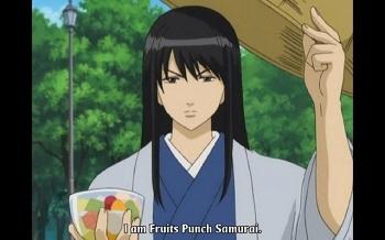 Katsura from Gintama! <3