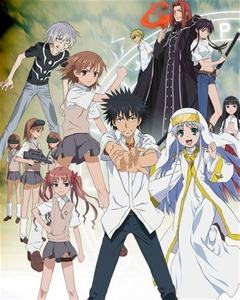 A certain magic index I Любовь it and re-watched it hundred times