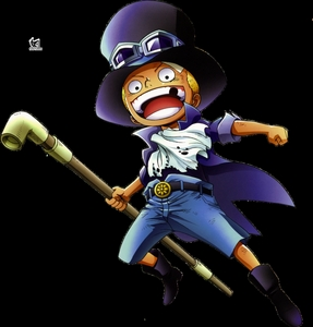 Only one I can think of is Sabo from One Piece.