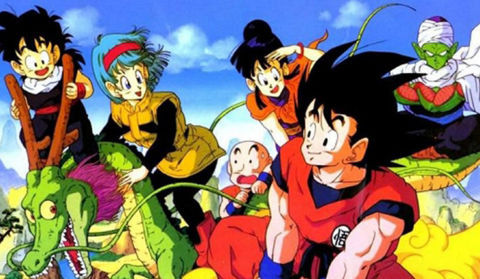 Dragonball Z! <3333 It's a very special part of my childhood.