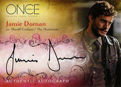 Jamie's autograph