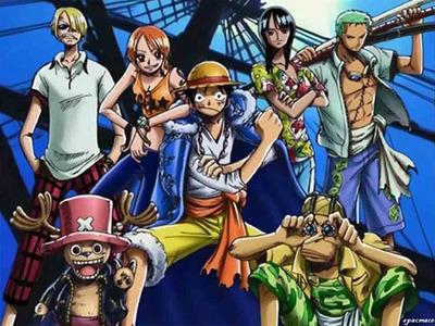 Mine was One Piece