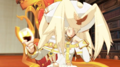 Ariels from Guilty Gear. I am a similar case to you. Despite her actions as a Mother and a Person in overall, there are certain aspects of hers that I find pretty interesting. I wouldn't say that I particularly like her but I do not dislike her either. There are pretty mixed feelings about her !!!!