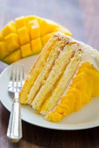 💛...Mango Cake!...💛