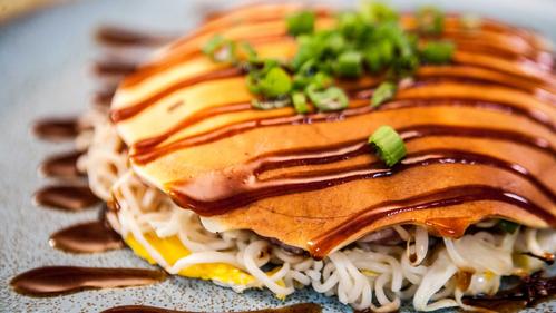 🥞...Okonomiyaki...🥞