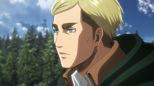 Erwin Smith from Attack on Titan <33