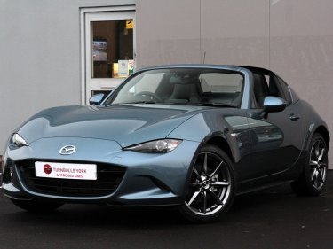 Mazda MX-5 - I think they're so pretty