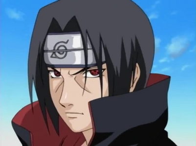 itachi Uchiha (Naruto Shippuden) but im missing the sharingan...... :P