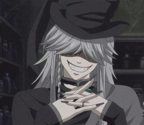 Stein (Soul Eater) Undertaker (Black Butler) Juuzou (Tokyo Ghoul) (Picture Undertaker)
