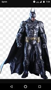 You're obviously Batman!!!!!