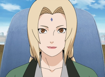 I have a bunch of waifus but Tsunade is my true 爱情