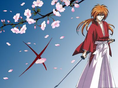 Samurai X (Rurouni Kenshin) Inu Yasha Dragonball these 3 r the oldest tuktok 3 animes.......he h ehe
