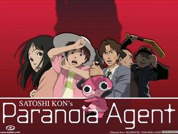Some older anime I really like) Boogiepop Phantom Elfen Lied Paranoia Agent