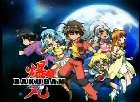 1: Bakugan 2: Les Miserables 3: Naruto