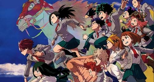 Boku no Hero Academia Fairy Tail Fruits Basket Naruto Shiki Vampire Knight and a lot plus