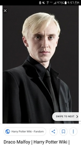 Draco all the way!!! I'm mean, just look at him!!! How can bạn NOT tình yêu that face!! And his hair.... his hair is amazing...