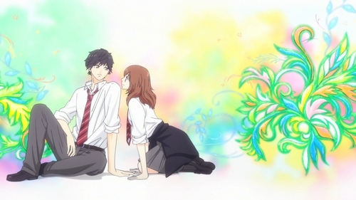 Ao Haru Ride. And I love it <3
