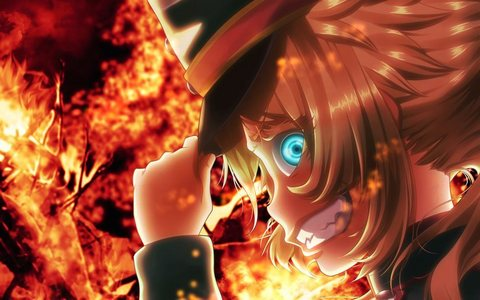 I recently finished Season 1 of Saga of Tanya the Evil, and- OH, MY GOD- it's so fucking good! saat favourite Anime easily! :3