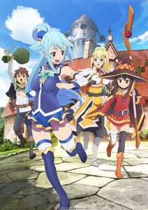 It has been quite a while since I finished an Anime. As far as I recall, it must have been KonoSuba's 2nd Season. I really loved this Series. It was simply great !!!!