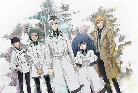Tokyo Ghoul:re (season 3) So far it's a lot better than Tokyo Ghoul and Tokyo Ghoul: Root A