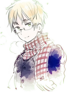 I haven't watched Hetalia in ages but there are a few characters I do still like. In no particular order: England South Italy Germany France Prussia America