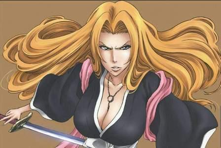 Ragiku Matsumoto (Bleach) Tsunade Senju (Naruto Shippuden)