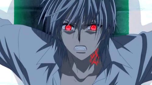 zero kiryu from vampire knight!