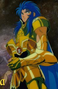 Gemini Saga (Saint Seiya)
