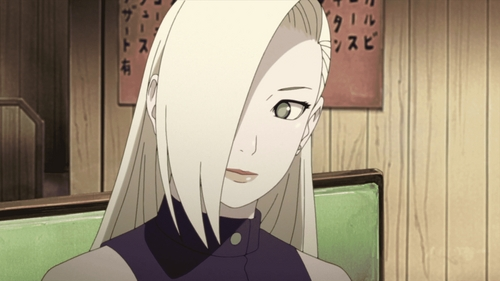 Well, technically it's Lucy but since she was already publicado then here's my segundo favorito! <3 Ino <333