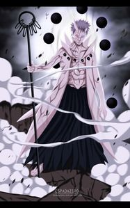 Mine is Obito Uchiha! Look at his abs and awesomeness. I'm a boy btw.