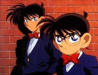 Hmm..right now my favorites are.. 1.Shinichi/Conan (Detective Conan) 2.Ed Elric (Fullmetal Alchemist) 3.Heiji Hattori (Detective Conan) 4.Kaitou Kid (Detective Conan) 5.Kogoro (Detective Conan 6.Luffy (One Piece) 7.Natsu (Fairy Tail) 8.Black bituin (Soul Eater) 9.InuYasha (InuYasha) 10.Jonouchi (Yu-Gi-Oh)