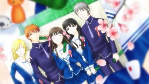 Fruits Basket. I know the アニメ is popular. But here lately i seen girls including my younger brother prefer the マンガ もっと見る over the アニメ series. Which is sad. I really enjoy the アニメ for Fruits Basket. Though the マンガ is good too. But i wish people could like both. Not one over the other. Picture is from Fruits Basket Another. Wich is a Sequel to the マンガ series. With a different art style that is really beautiful as well. Just wish people could like both for this Series. Not just one over the other. または visa versa. If あなた get what i mean.