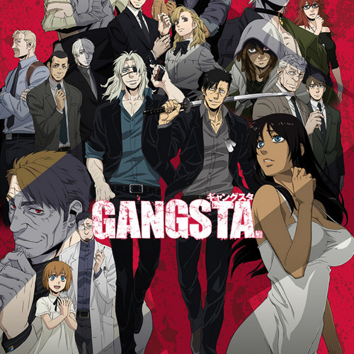 gangsta and death parade.