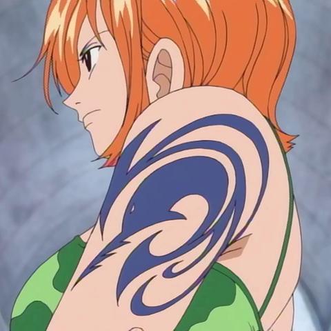 Mine are: 1) Nami (One Piece) 2) Nico Robin (One Piece) 3) Vivi (One Piece) 4) Elie (Rave Master) 5) Reina (Rave Master)