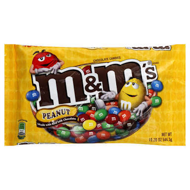 Woahh thank you!!! Here are some m & m chocs for ya!